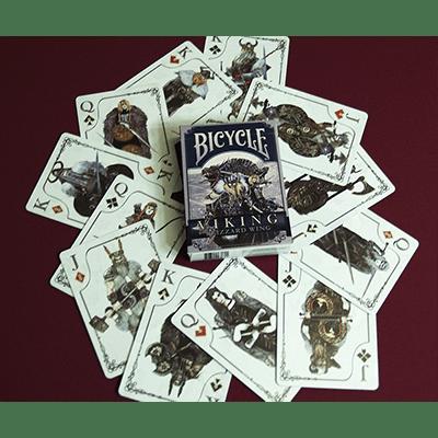 Cartas Vikings Bicycle Didacticos