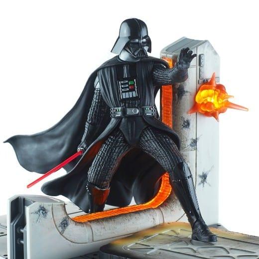 Estatuilla Darht Vader Hasbro Darth Vader Star Wars Statue