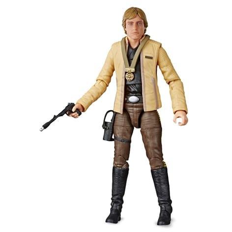 "Figura Articulada Luke Skywalker Hasbro Black Series A New Hope Star Wars 6"""