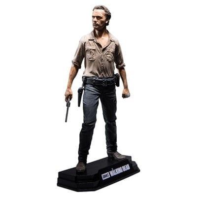 Figura Articulada Rick Grimes Mcfarlane The Walking Dead Series 7''