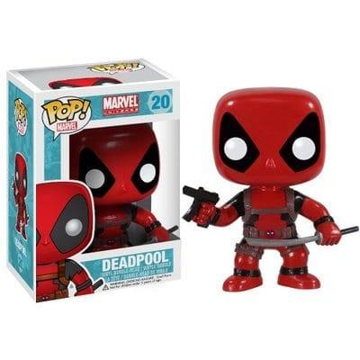 Figura Deadpool Funko POP Deadpool Marvel