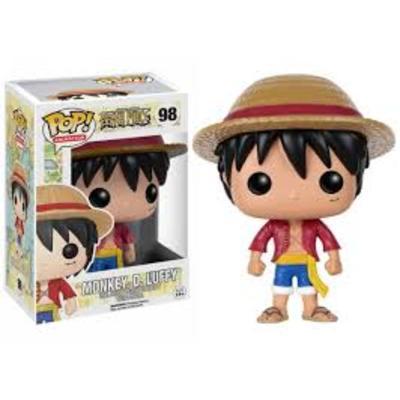 Figura Luffy Funko POP One Piece Anime