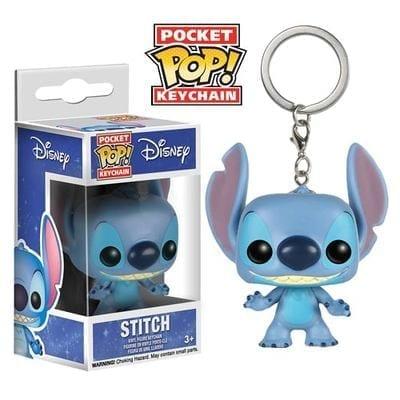 Llavero Stitch Funko POP Lilo y Stitch Disney