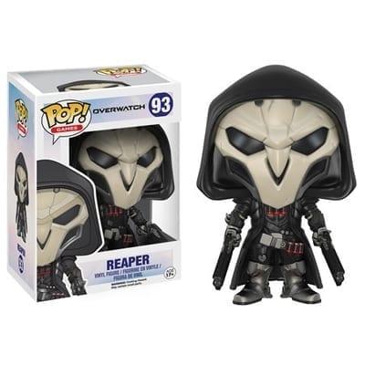 Figura Reaper Funko POP Overwatch Videojuegos