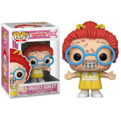 Figura Ghastly Ashley Funko POP Garbaje Pail Kids Terror