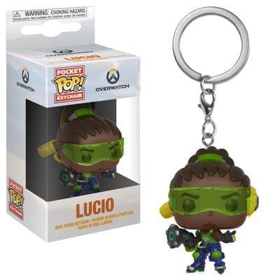 Llavero Lucio Funko POP Overwatch Videojuegos