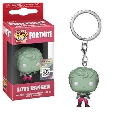 Llavero Love Ranger Funko POP Fortnite Videojuegos