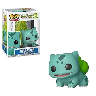 Figura Bulbasaur Funko POP Pokémon Anime