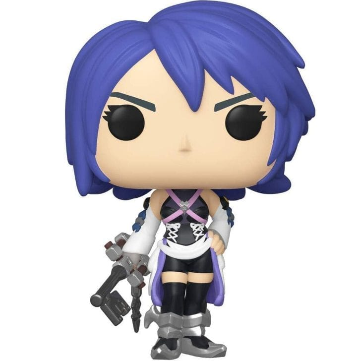 Figura Aqua Funko POP Kingdom Hearts Videojuegos