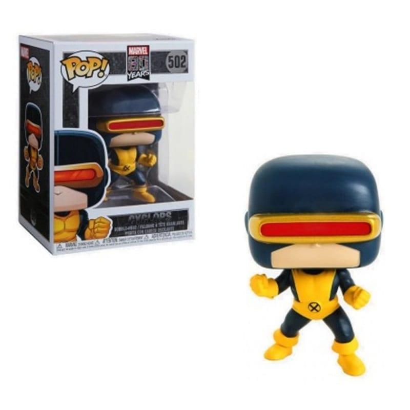 Figura Ciclope Funko POP X-men Marvel 80 años Primera Aparicion