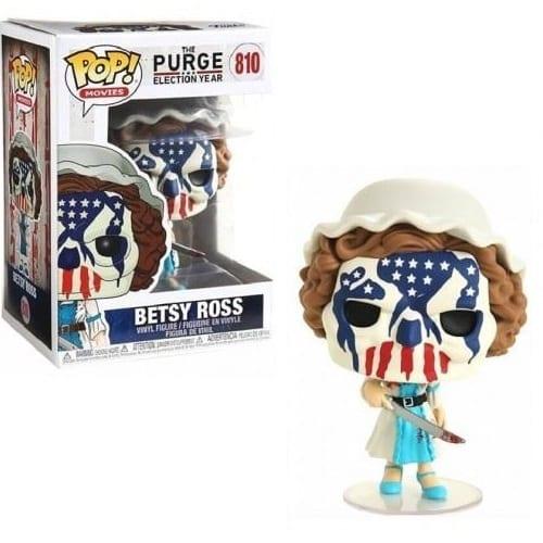 Figura Betsy Ross Funko POP La Purga Ciencia Ficción