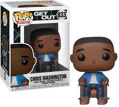 Figura Chris Funko POP Get Out Terror (Chris Hipnotizado)