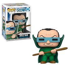 Figura Mole Man Funko POP Los 4 Fantásticos Marvel