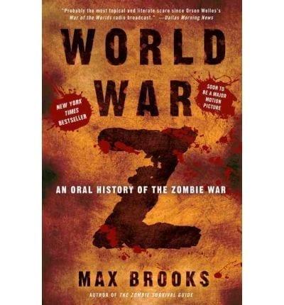 Novela Gráfica Broadway Books World War Z Terror ENG