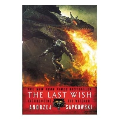 Libro Orbit The Witcher The Last Wish Videojuegos