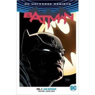 Cómic Batman Rebirth Batman DC Comics Vol. 1 I Am Gotham ENG