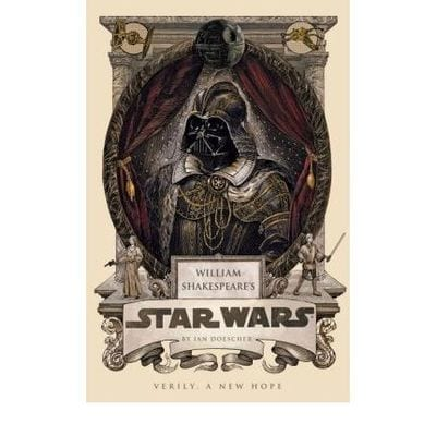 Libro William Shakespeare´s Star Wars Verily a New Hope Star Wars (ENG)