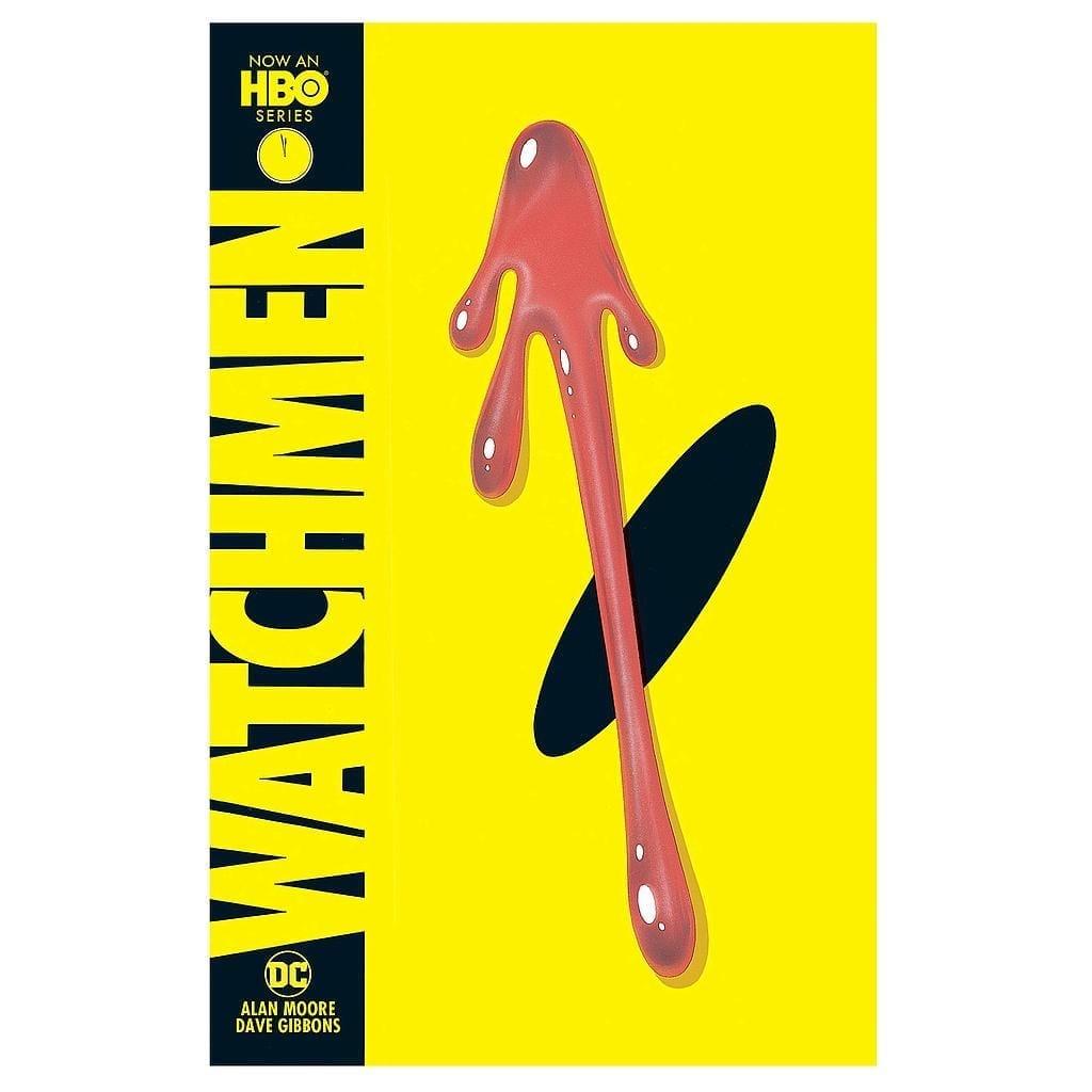 Novela Gráfica Watchmen  DC Comics ENG PB (Edition 2019)
