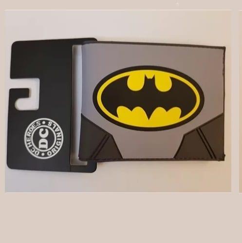 Billetera de Goma Batman Logo 1989 PT Batman DC Comics (Copia)