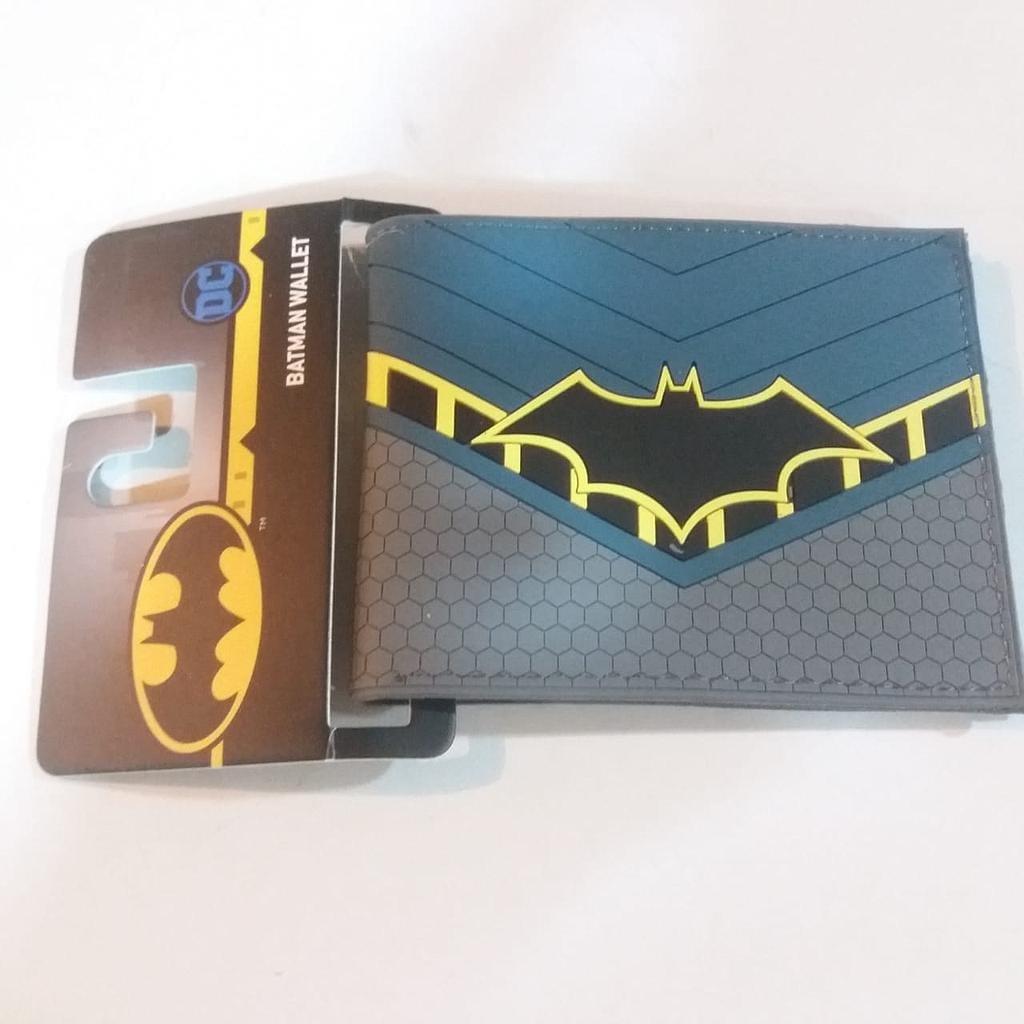 Billetera de Goma Batman Rebirth PT Batman DC Comics (Logo)