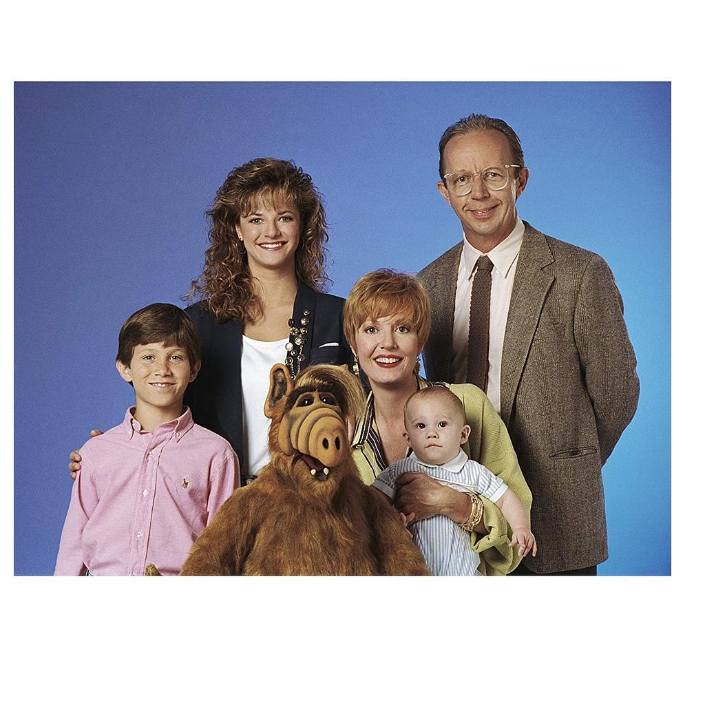 Fotografía Alf y la Familia Tanner Poof B Alf Animados