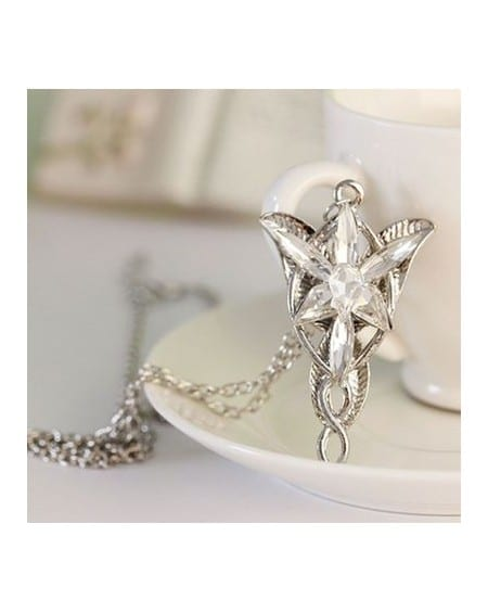 """Collar Estrella de la tarde de Arwen PT El Señor de los Anillos Fantasia 2"""""""