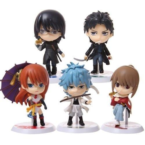 Figura Personajes Varios Banpresto Gintama Anime (Unidad) (Copia)