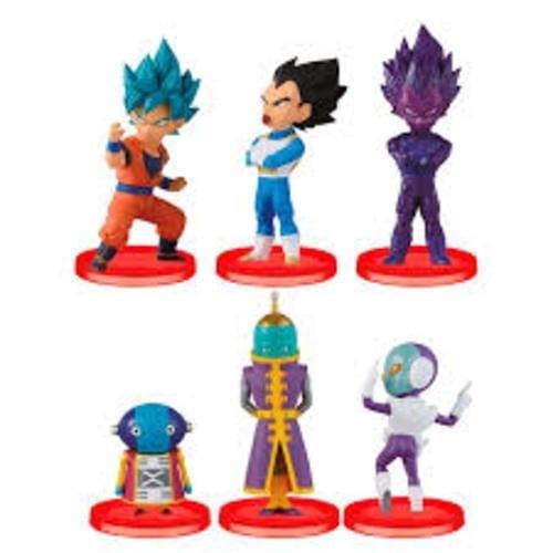 Figura Personajes Varios Banpresto WCF Dragon Ball Super Anime Vol 5 (Unidad) (Copia)