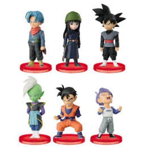 Figura Black Goku Banpresto WCF Dragon Ball Super Anime Vol 6 (Copia)