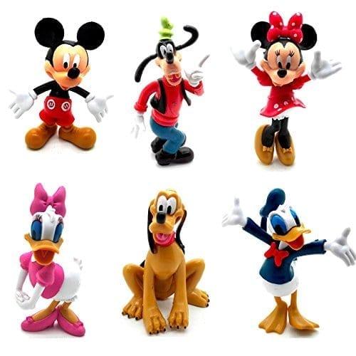 """Figura Mickey y sus Amigos PT Disney en Bolsa 3"""" (Unidad)"""