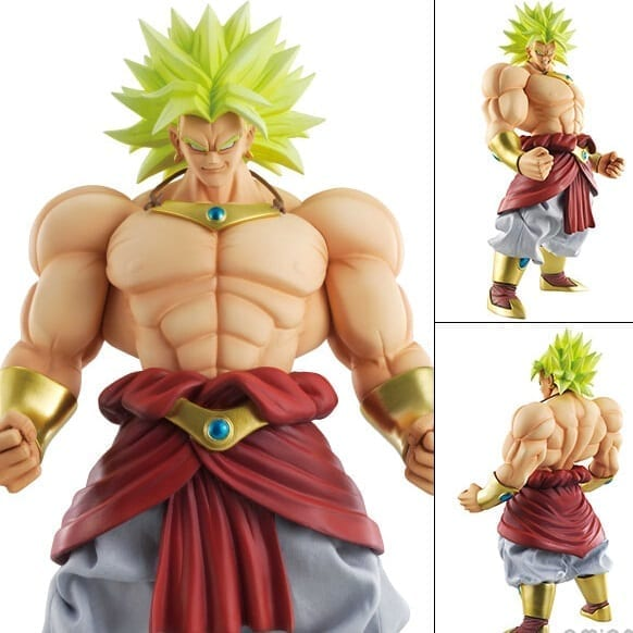 "Figura Legendary Super Saiyan Broly DOD Dragon Ball Anime Dimension od Dragon ball 12"" (Copia)"