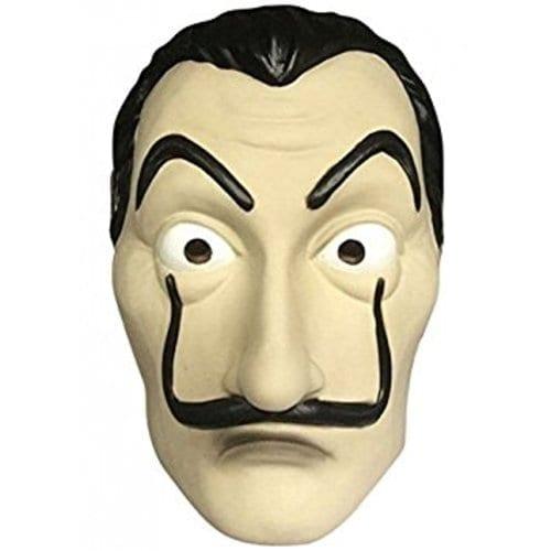 Máscara Salvador Dali EAS La Casa de Papel Series (Plastica)
