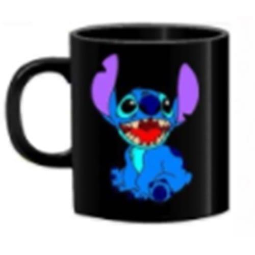 Mug Tallado Stitch Sentado TooGEEK Lilo y Stitch Disney