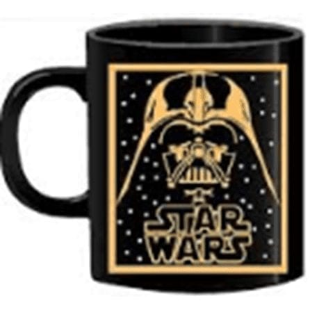 Mug Tallado Darth Vader TooGEEK Star Wars Sepia