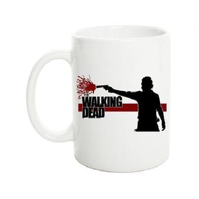 Mug Tallado The Walking Dead Disparo TooGEEK The Walking Dead Series