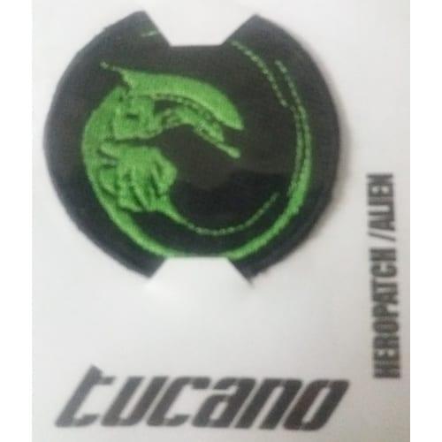 Parche Xenomorfo Tucano Alien Ciencia Ficción