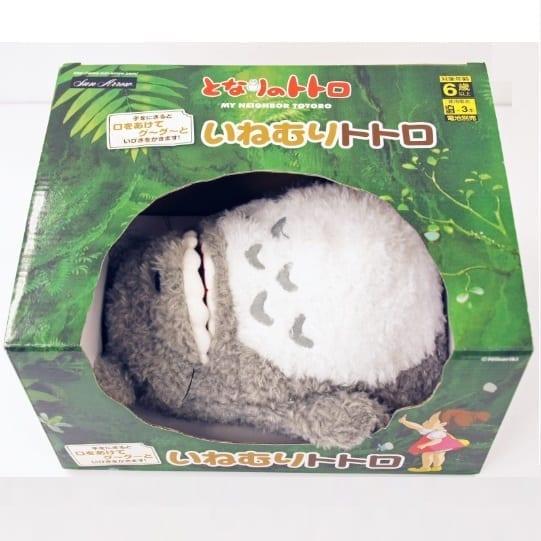 Peluche Totoro Sun Arrow Studio Ghibli Anime Ronca