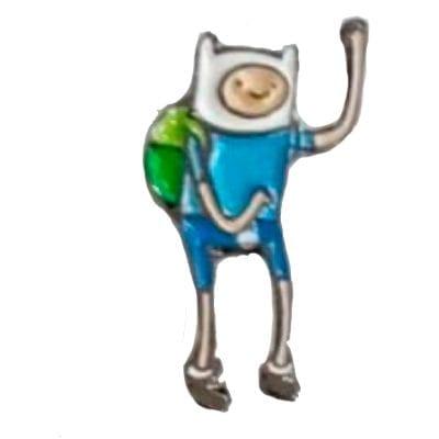 Pin Metálico Finn el Humano TooGEEK Hora de Aventura Animados (Color)