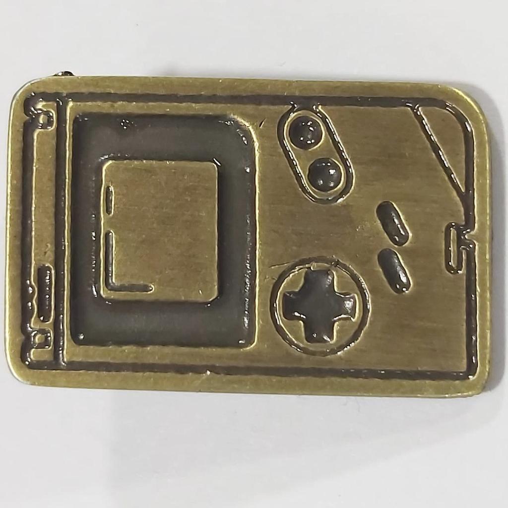 Pin Metálico Game Boy TooGEEK Nintendo Videojuegos