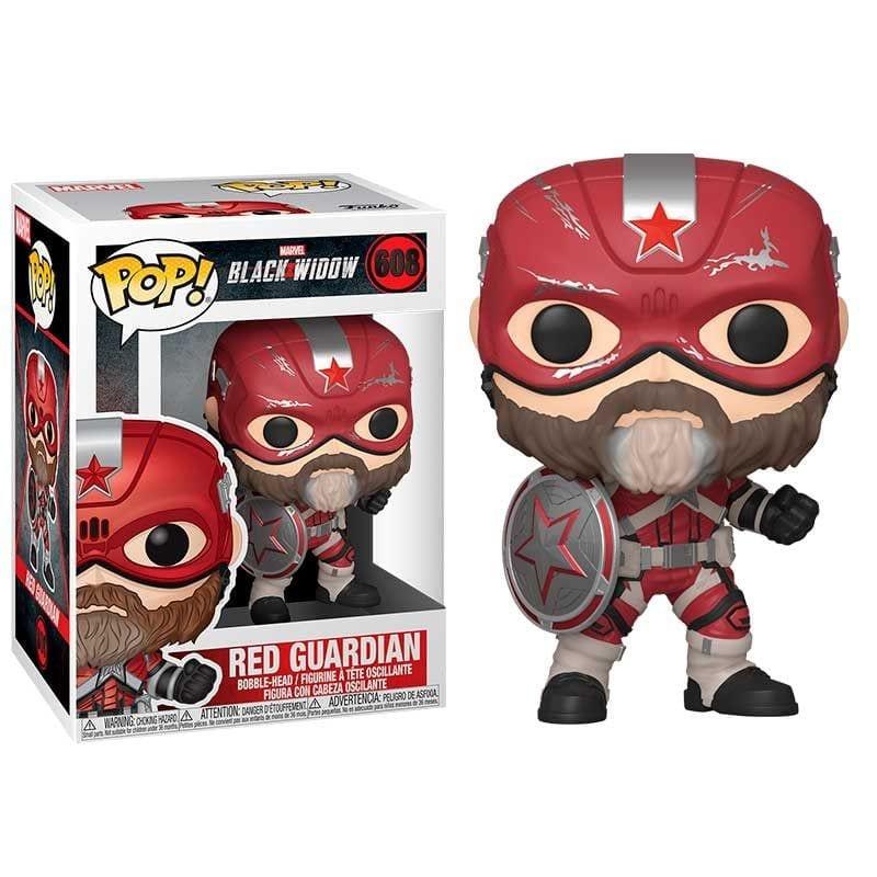 Figura Red Guardian Funko POP Black Widow Marvel