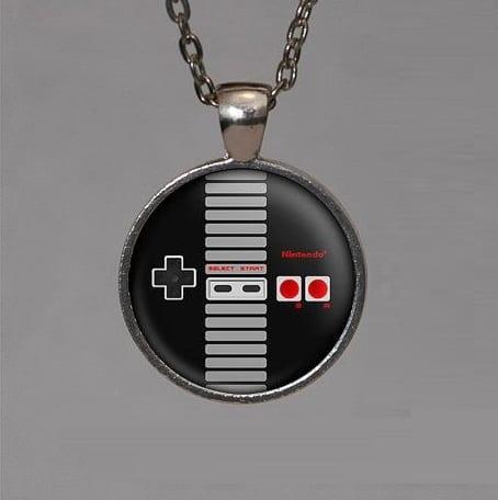 Reloj de Bolsillo Control de NES PT Nintendo Videojuegos (Copia)