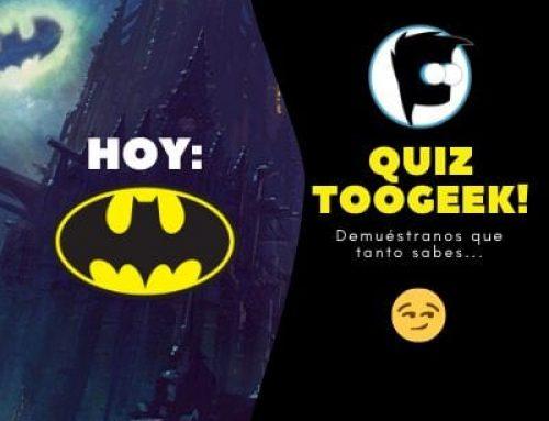 Quiz TooGEEK: Batman