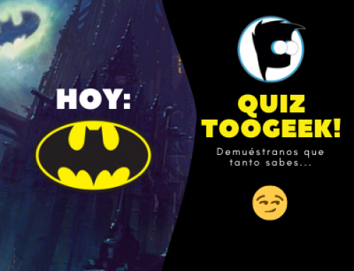 Quiz TooGEEK: Batman