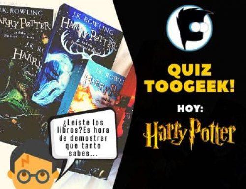 Quiz TooGEEK: Harry Potter (Libros)