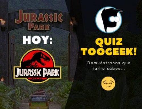 Quiz TooGEEK: Jurassic Park