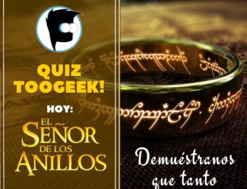Quiz TooGEEK: El Señor de los Anillos