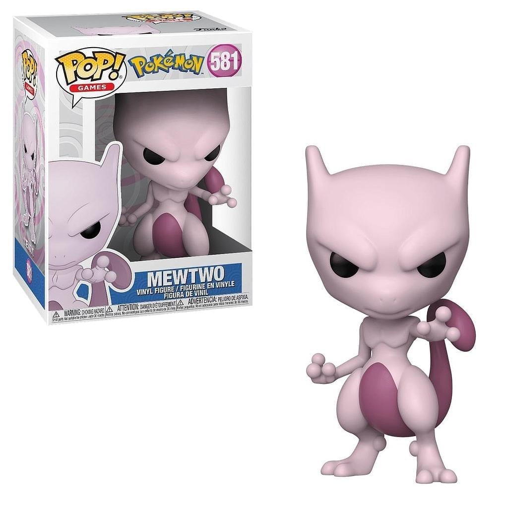 Figura Mewtwo Funko POP Pokémon Anime