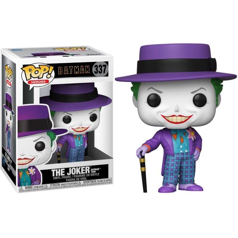 Figura Joker Funko POP Batman DC Comics Batman 1989 Jack Nicholson