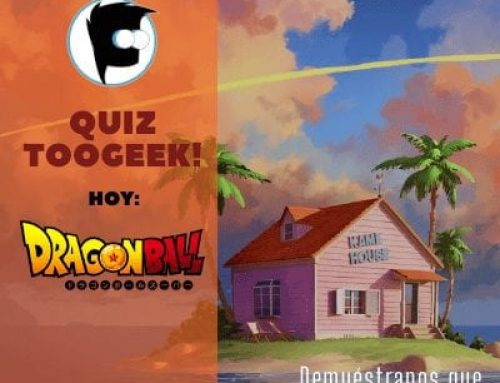 Quiz TooGEEK: Dragon Ball