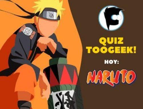 Quiz TooGEEK: Naruto